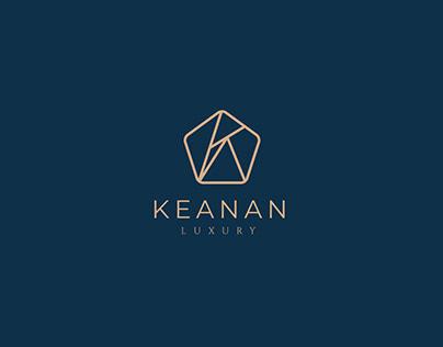 Luxury K Logo