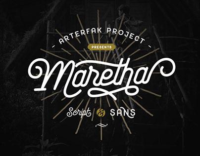 Maretha Font Duo
