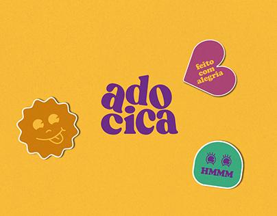 Adocica - Branding Identity