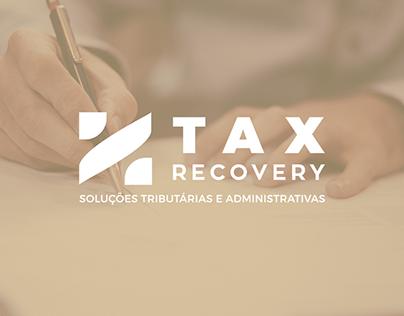 TAX RECOVERY | Identidade Visual