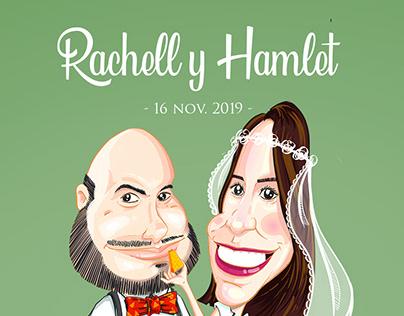 Rachell & Hamlet