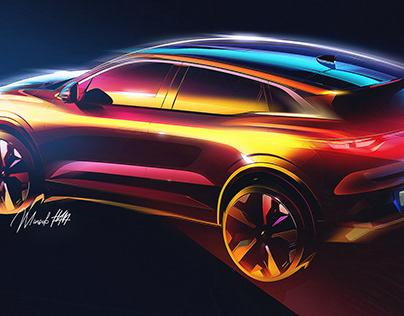 Renault Megane E tech [2021]