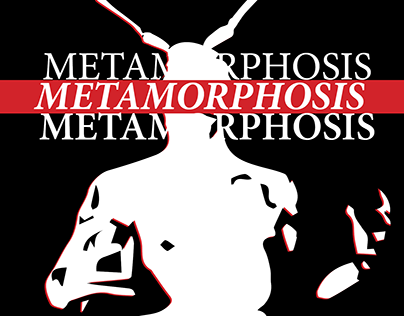 Book Design Exercise: Metamorphosis