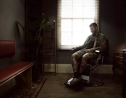 The North Fade Barbershop Portraits