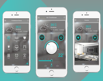 IOT based App