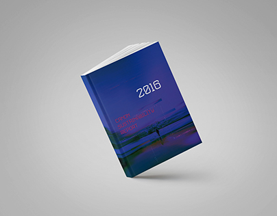 Canon 2016 Corporate Sustainability Report Redesign