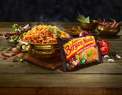 Biryaneez Biryani Noodles - Launch