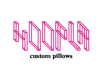 Hoopla Custom Pillows