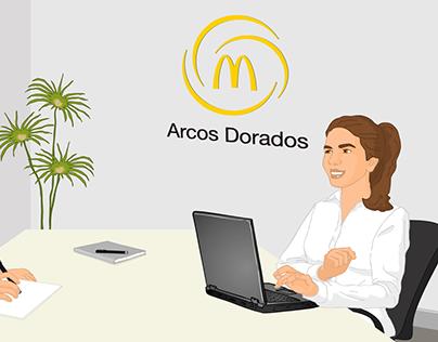 Arcos Dorados Curso empleados