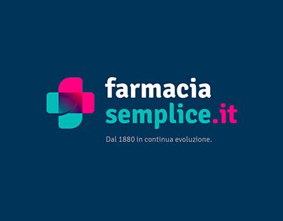 Farmacia Semplice Rebranding