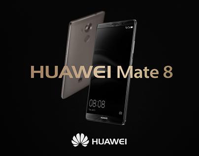 HUAWEI Mate 8 Chile / Propuesta de Lanzamiento