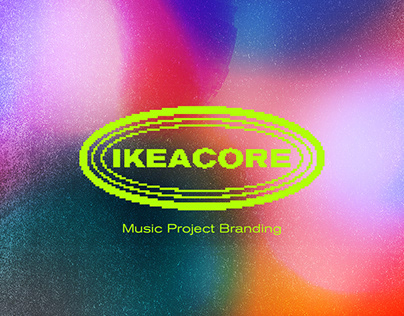 IKEACORE - Music Project Branding