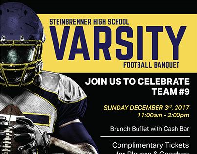 SHS Football Banquet