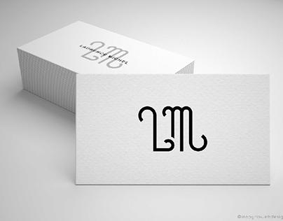 Monogramme avec mes initiales