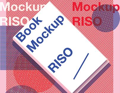 RISO mockups