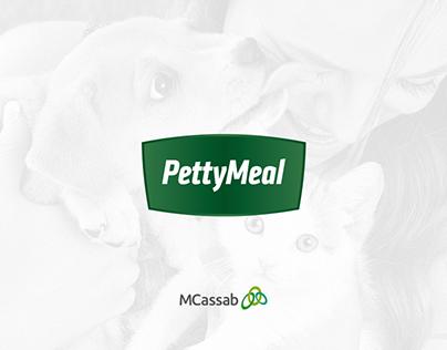 PettyMeal | Brand Identity