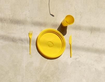 Тарелочки | Disposable tableware