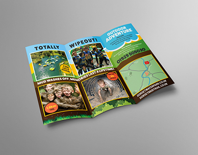 Dorset Waterpark Branding Pack