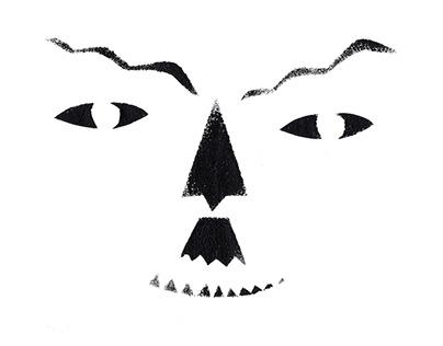 Stencil faces