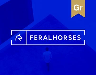 Feral Horses - Brand Identity & Corporate Design