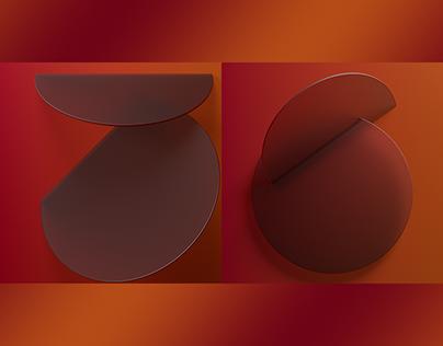 Circles. 36 Days of Type 2020