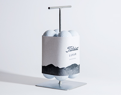 Packaging — Titleist Lunar