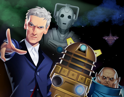 Doctor Who: The Doctor and the Dalek