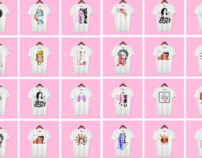 Illustration | T-shirt designs
