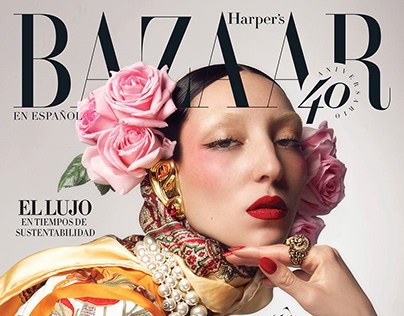 Why don't you? - Harper's Bazaar COVER MX 2020