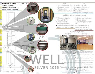Downs Hall WELL Building Standard Retrofit Project 3