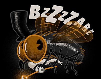 Bzzzzare fly