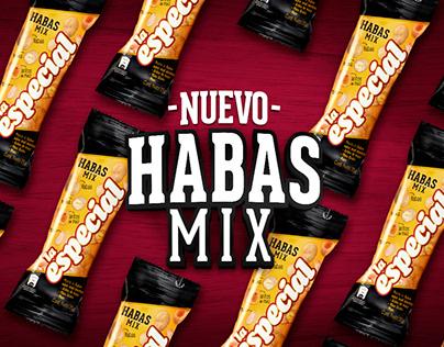 Habas Mix