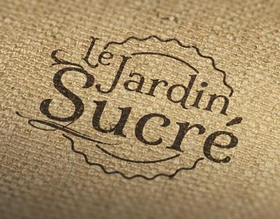 Le Jardin Sucré (Identity design)