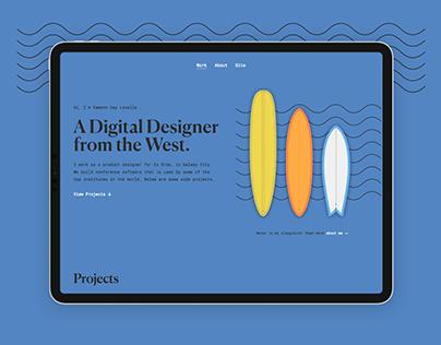 Portfolio Redesign 2021