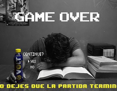 GAME OVER - VOLT