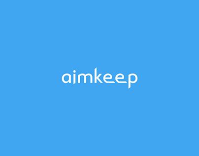 Aimkeep app
