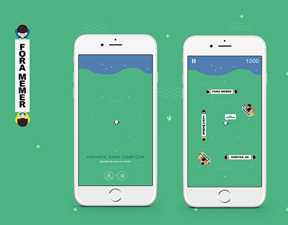 Fora Memer game iOS