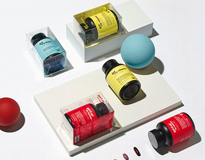 VinerLab Branding & Package Design