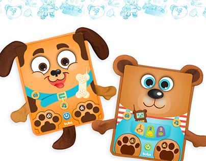 Buba Toys| Meu Tablet Animal