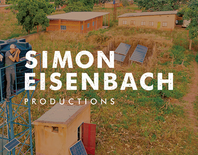 Simon Eisenbach Productions branding