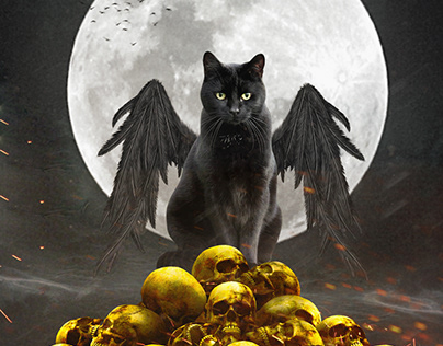 Cat Demonic