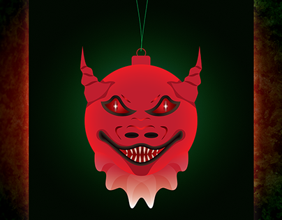 Poster artworks for Twisted Christmas