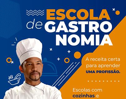 SENAC - Escola de Gastronomia