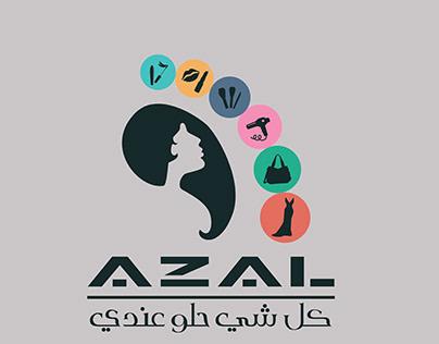 Azal Shopping Logo