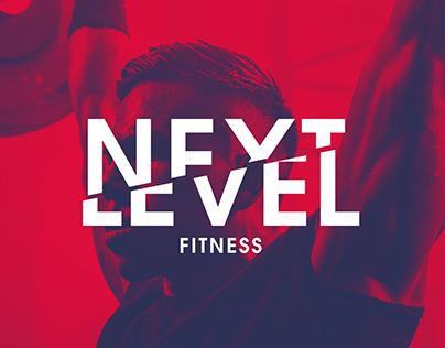 Next Level Fitness Branding