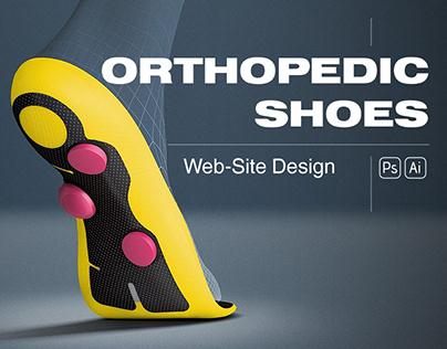 Orthopedic shoes shop UNITHEME / CS-CART