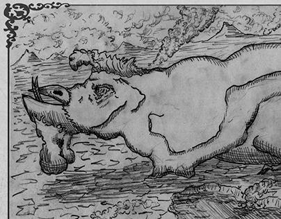 Basilisk | Illustration