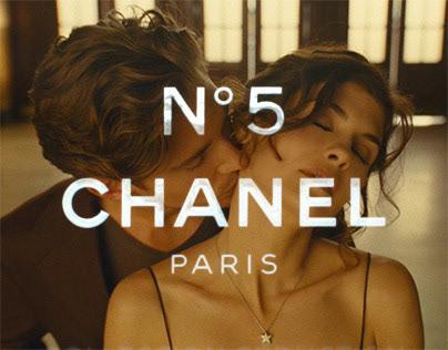 Chanel No 5 // 2010