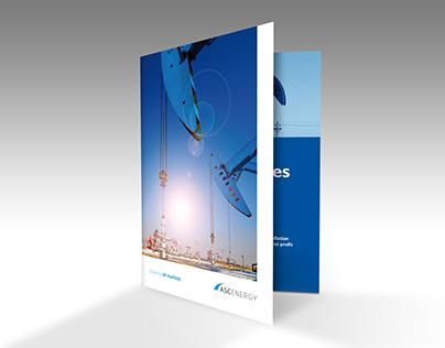 Asc Energy | Brochure design