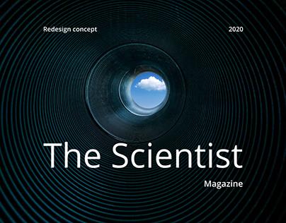 The Scientist Magazine - website